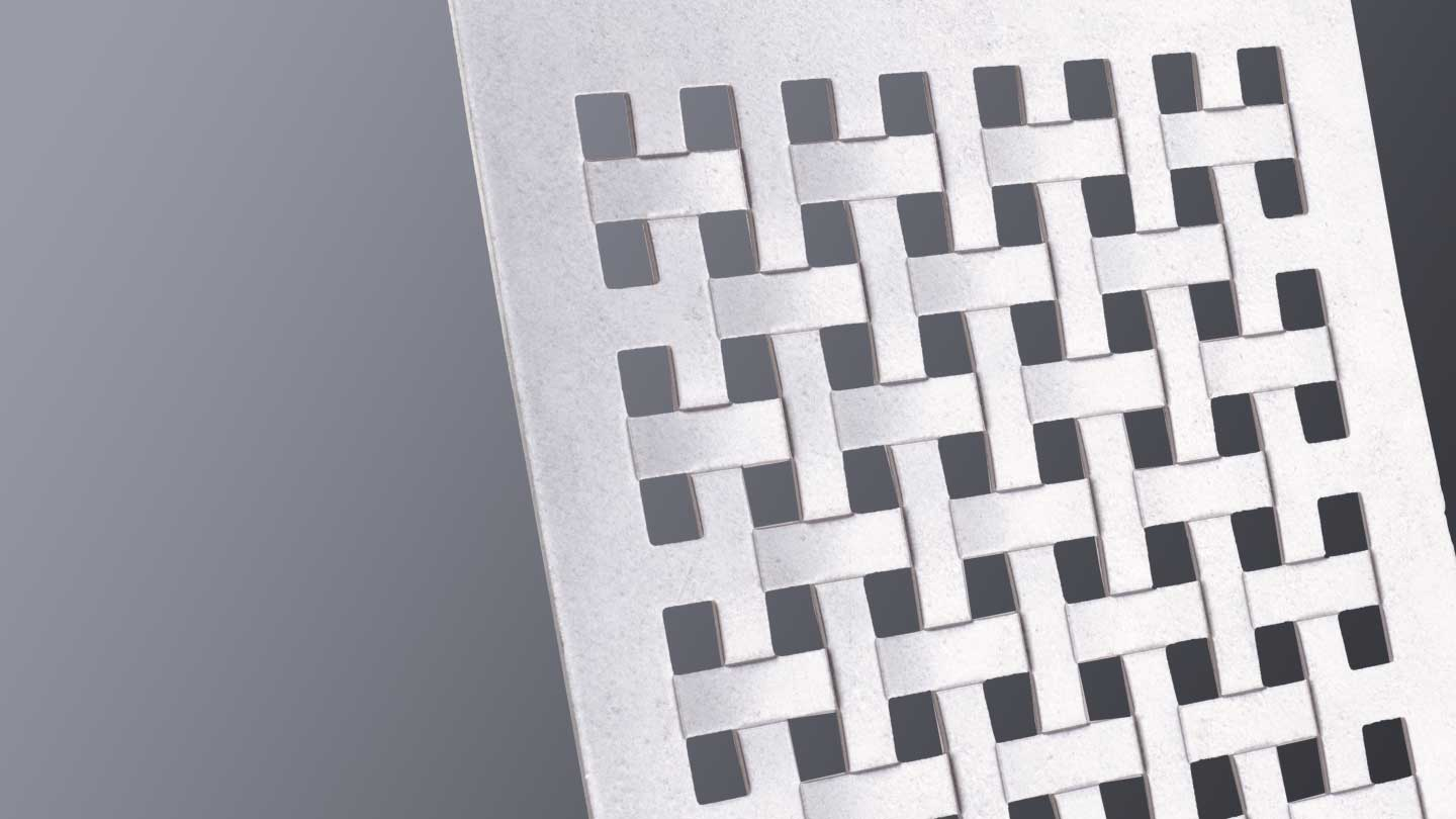 Lattice Work | CNC Punch Press