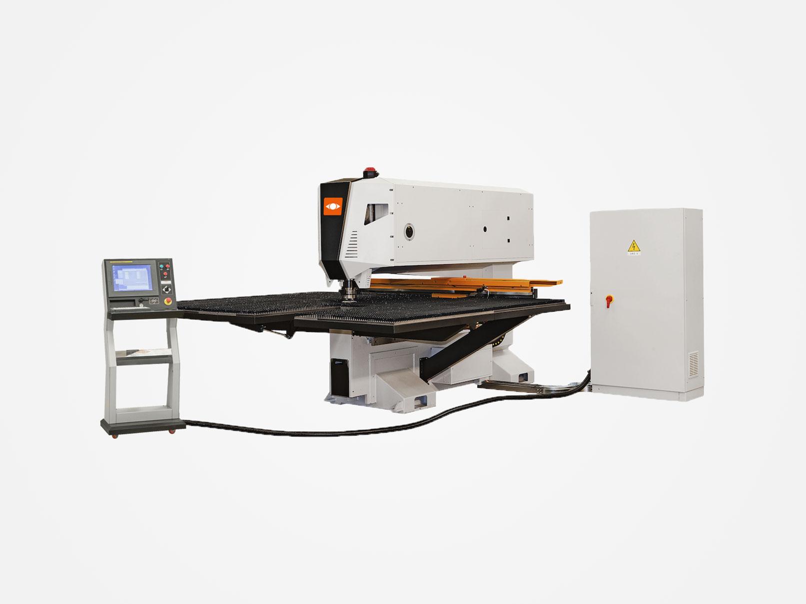 Servo Drive CNC Punching Machine TecnoPunch Alpha